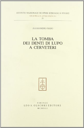 La tomba dei Denti di lupo a Cerveteri (Biblioteca di