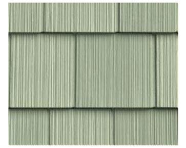 The Foundry 7 Vinyl Perfection Shingles 1 Square