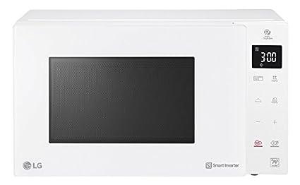 LG Kitchen mh7235gph.bwhqeus Horno Microondas Inverter, 1500 ...