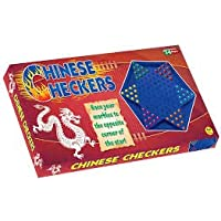 Toy Chinese Checker Board with Marbles and Ludo Classic Games Superb Family Game (Multicolour)
