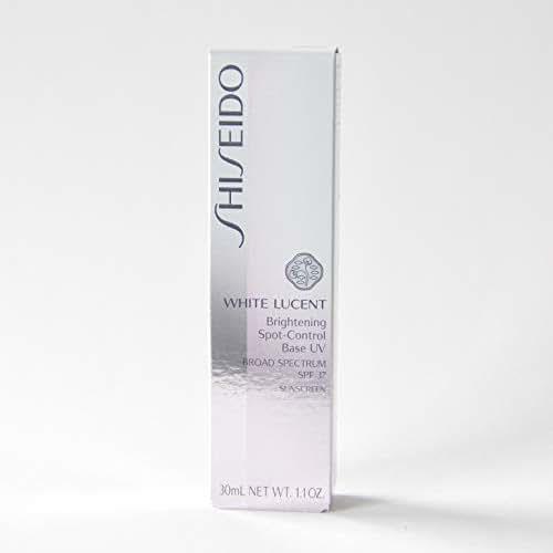 Shiseido White Lucent Brightening Spot-Control Base UV SPF35 PA+++ Sunscreen (Ivory) 1.1oz./30ml