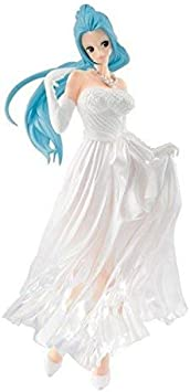 Toy New Blue Nefeltari Vivi - Banpresto One Piece Lady Lady Edge: Wedding