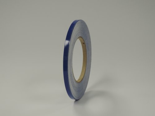 Dark Blue Custom Striping Tape - 1/4