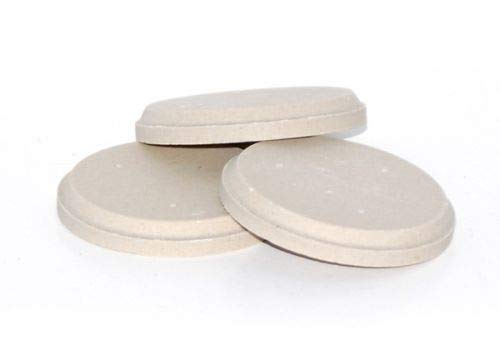 MHP GGBQ3 Porcelain Briquettes for WNK, TJK and Patriot Series Grills by MHP Parts