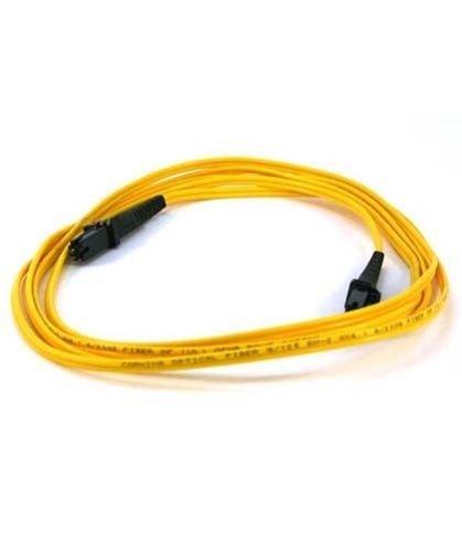 FYL 2m (6ft) MTRJ Male 9/125 Duplex Single Mode Optic Fiber Optics Patch Cable NEW