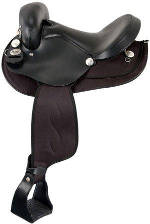 Lightweight Endurance Saddles (King Neutron Marathon Endurance Saddle Black 15)