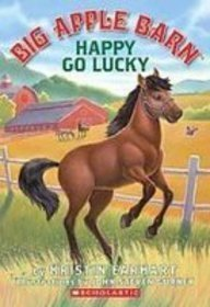 book cover of Happy Go Lucky