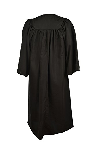 Ashington Gowns vestido y birrete graduación, asequible, elástico