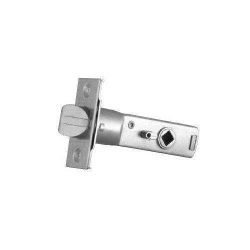 Satin Chrome Estate Latch (Baldwin Estate 5523.264.P Satin Chrome Privacy Latch)