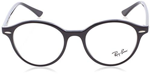 Unisex Black Rx7118 Eyeglasses Ray ban Dean 5FwRFOPYq
