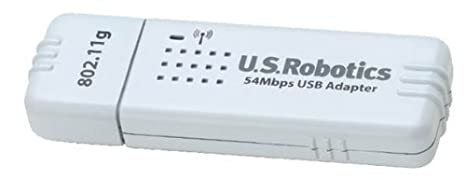 DOWNLOAD DRIVERS: U.S.ROBOTICS WIRELESS USB ADAPTER