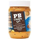 PB Crave Peanut Butter Coconut chocolate, 16 oz