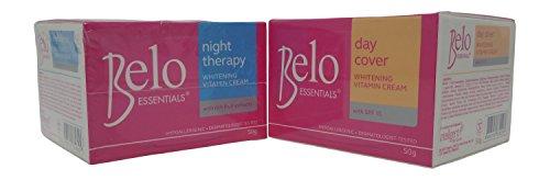 Belo Whitening Vitamin Face Cream - Lot of 2 (DAY & NIGHT...