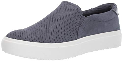 Dr. Scholl's Women's Wink Sneaker, Oxide Microfiber Perforated, 8.5 M US