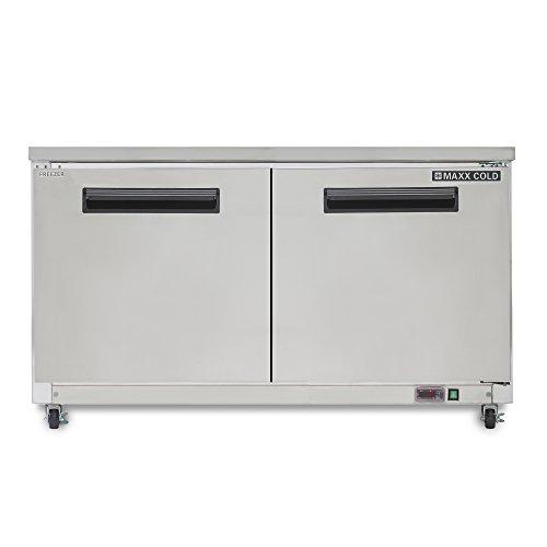Cf Refrigerator Undercounter - Maxx Cold MXCR60UX Two Door 60