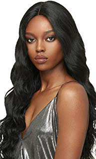 (Outre Premium Lace Front Wig Brazilian Boutique - Body (1 - Jet Black) )