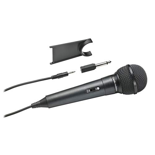 - Audio-Technica ATR-1100 Unidirectional Dynamic Handheld Vocal/Instrument Microphone