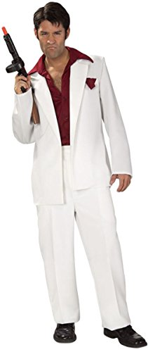Tony Montana Scarface Costumes (Morris Costumes Men's Tony Montana Scarface Costume, Standard)