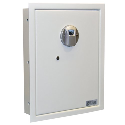 Protex Safe Fingerprint Wall Safe (FW-1814Z) by Protex