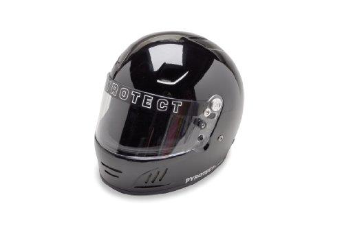 Pyrotect: Pro Airflow Black Full Face Helmet
