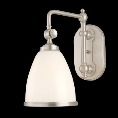 Oxford 4-Light Pendant - Polished Nickel Finish with Clear Glass Shade