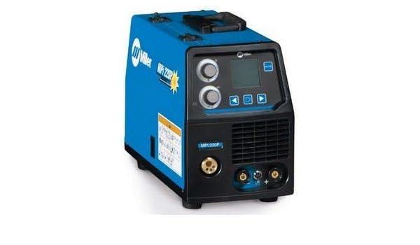 Miller 156090026 alambre guía para entrada modelo MPI 220P pulso multi-procesos MIG sistema: Amazon.es: Industria, empresas y ciencia