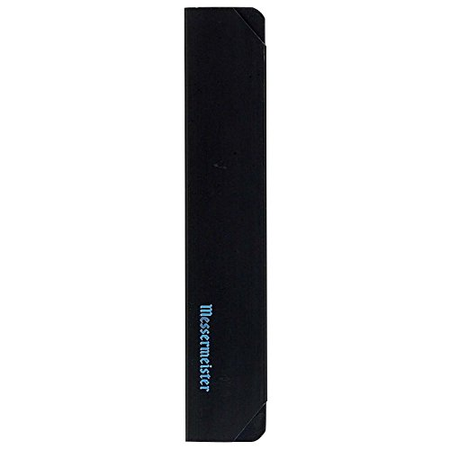 - Messermeister Chef's Knife Edge Guard, 10 Inch, Black