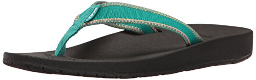 Teva Women's W Azure Flip Sandal Raya Teal 6 M US, used for sale  Delivered anywhere in USA