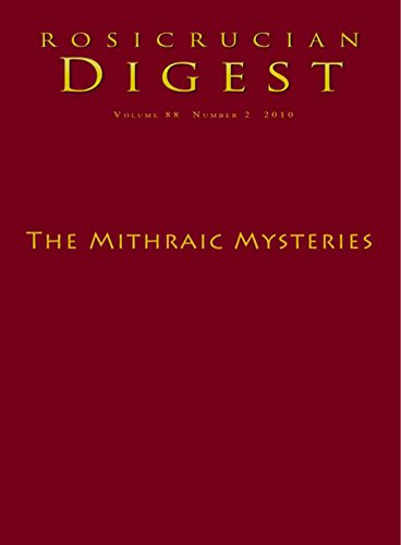 The Mithraic Mysteries: Digest (Rosicrucian Order AMORC Kindle Editions) - Paleolithic Bulls