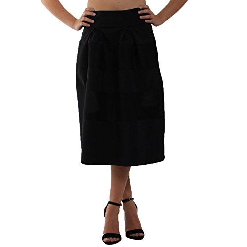 Imperial - Falda - para mujer negro