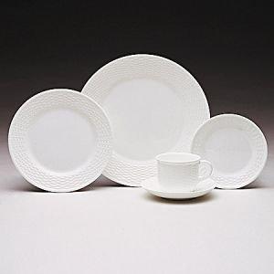 Wedgwood Nantucket Basket Salad Plate Dinnerware & Amazon.com: Wedgwood Nantucket Basket Salad Plate Dinnerware ...