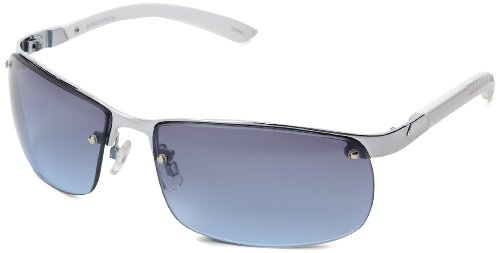 4f2f4be55e Southpole Men s 733SP SLVBL Semi-rimless Sunglasses