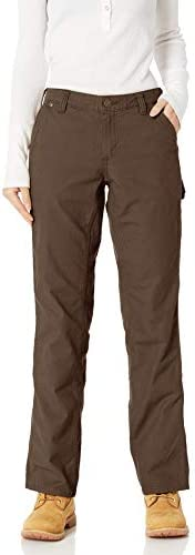 Carhartt Womens Original Fit Crawford Pant Work Utility Pants