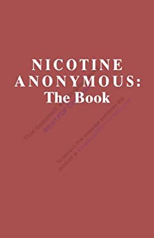 Nicotine Anonymous:  The Book - Fifth Edition by [Anonymous, Nicotine]