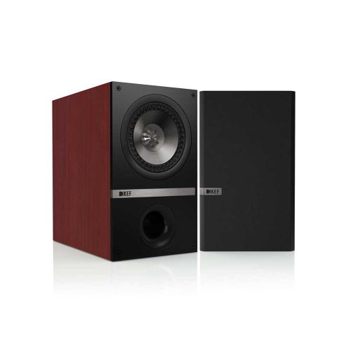 KEF Q100 Bookshelf Loudspeakers - Rosewood (Pair) - Amazon Mỹ | Fado vn