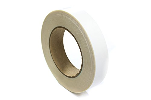 12 x 36 Yards CS Hyde 17-FibG-DS Double Sided Fiberglass Tape with Silicone Adhesive