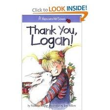 Thank You, Logan! (Hopscotch Hill School/American Girl)