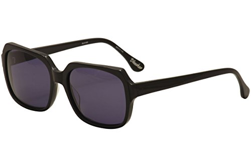 Elizabeth & James Bleecker EJS1112 EJS/1112 BL01-6M Black Sunglasses - 1112 Sunglasses