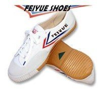 Feiyue White Wushu Training Shoes - 42