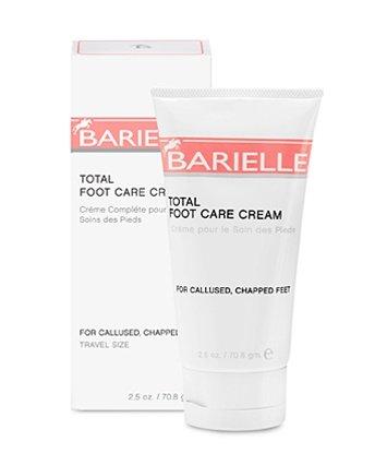 Barielle total Crème Pieds Soins, Taille du Voyage, 2,5 onces