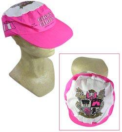 Rampant Elephant (PKG(3) Circus Circus Neon Pink Painters Hats)
