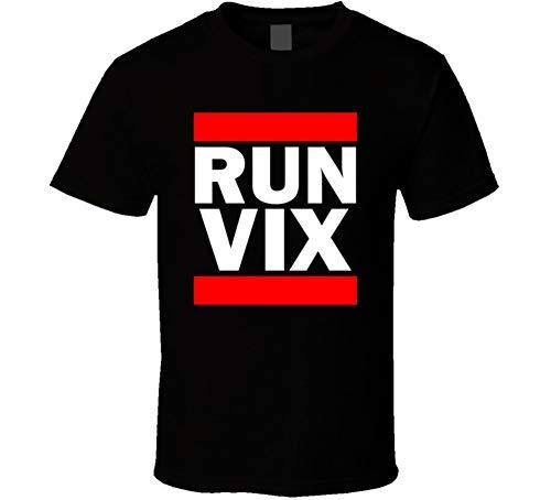 - Run VIX Espirito Santo Brazil Eureco Sales Funny Graphic Patriotic Parody Black T Shirt L Black