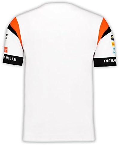 McLaren Honda F1 patrocinador oficial del 2017 camiseta: Amazon.es ...