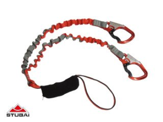 Klettersteigset Stubai : Stubai klettersteigset ferrata connect compact tube amazon