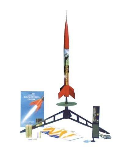 エステス 1824 コード レッド モデルロケット スターターセット (機体完成品)