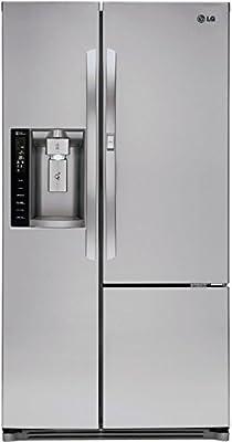 LG LSXS26386S 26 cu. ft. Side-by-Side Refrigerator