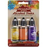Ranger Adirondack Brights Alcohol Ink 1/2-Ounce 3/Pkg, Summit View