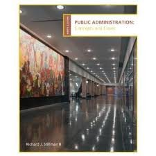 Public Administration: Concepts and Cases 9th (nineth) edition