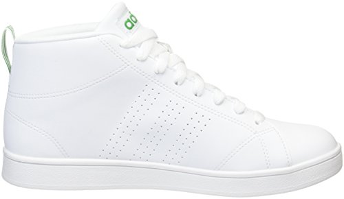 Fitness Mid White Cl Adults' Off Ftwr adidas Advantage Unisex White Shoes Green wUCqZHHx