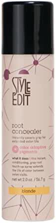 Style Edit Root Concealer, Blonde, 2 Ounce
